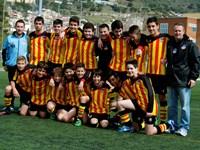 Футбольные пробы 2015-2016 в Барселоне